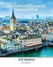 International Financial Management by Jeff Madura (Hardback, 2017)