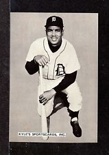 Chico Fernandez DETROIT TIGERS UNSIGNED  4-3/8 x 6-7/16  B & W MAGAZINE PHOTO #2