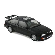 Coches de carreras de automodelismo y aeromodelismo color principal negro Ford de escala 1:18