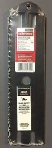 """CRAFTSMAN 64953 REPLACEMENT EDGER BLADE ~ 9 X 2 1/2"""" ~ 5/8"""" Center Hole ~"""