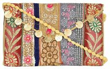 Indian traditionall Bag  Banjara  Boho Embroidery Sling Cross body Women Bag