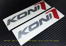 Koni Decals Sticker Suspension Shock Sport FREE SHIPPING x 2