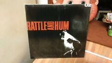 U2 Rattle And Hum,2LP,1987,original,gatefold,still sealed,new!