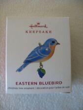 New ListingEastern Bluebird Bird 2019 Hallmark Keepsake Miniature Christmas Tree Ornament