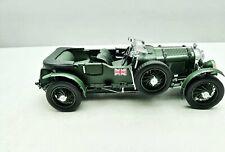 1:24..Franklin Mint--Bentley 1929 / 1 F 418