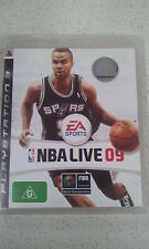 NBA Live 09 Sony Playstation 3 PS3