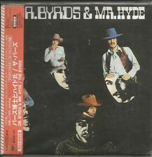 DR. Byrds and Mister Hyde The Byrds [Limited Edition, Giappone] NUOVO! MINI LP CD