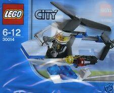 LEGO CITY Polizei Heli mit Pilot 30014