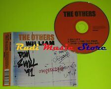 CD Singolo THE OTHERS William Eu 2005 MERCURY RECORDS   mc dvd (S7)