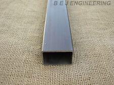Mild Steel Box 60mm x 40mm x 3mm - 1000mm lg - Rectangular Tube