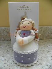 Hallmark 2012 Sweet Angel Cake Club Exclusive Christmas Ornament