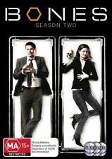 Bones Season 2 (6 x DVD), New and Region 4