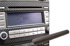 Couverture Design Film De Voiture Set IN Braun Mat Premium Intérieur Coupez Déco