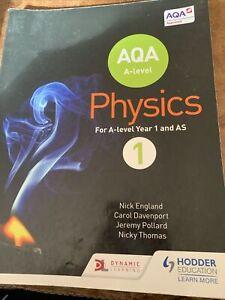 AQA A Level Physics 1