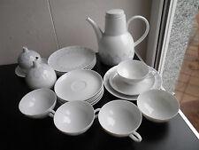 Kaffeeservice-Teile Rosenthal Form Lotus  /  Windblad