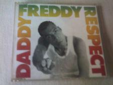DADDY FREDDY - RESPECT - 1990 CD SINGLE