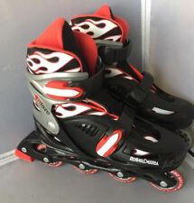 Roller Derby Used Blaze Youth Inline Skate Size 3-6 -Read Below