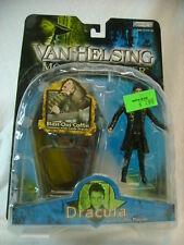 Van Helsing Monster Slayer Dracula w/Blast-Out Coffin
