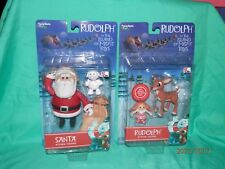 Playing Mantis 2001 Rudolph and The Island Of Misfit Toys Rudolph and Santa NIP