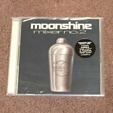 Various Artists Moonshine Mixer No. 2 (CD, Music, Electronica, 1997, Brand New)