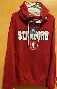 Stanford Cardinal Colosseum Men's XXL Sweatshirt Football Pullover Hoodie New