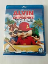 Alvin And The Chipmunks - Chipwrecked Blu-ray SUPERBLY FUNNY FAMILY FUN +EXTRAS