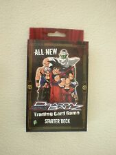 Dragon Ball Z Score Ent. Arrival Starter Deck 2005 New Old Stock Unopened
