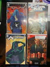 Relay, Captain Kid, Alters, Blood Blister #1's. Aftershock Comics All NM!!