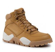 Nike Rhyodomo Leather Boots Wheat BQ5239 700 Mens Size UK 9.5 EUR 44.5 RRP £115
