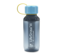 LifeStraw Play Kids Water Filter Bottle w/ 2-Stage Integrated Filter Straw NEW!