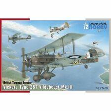 Special Hobby Spec72400 Vickers Vildebeest Mk. III 1/72