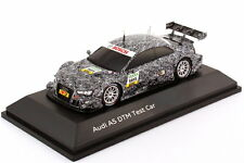 1:43 Audi A5 DTM 2012 Testcar Prototyp - Dealer Edition OEM - Spark