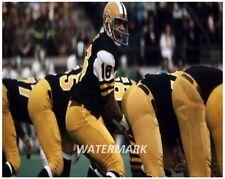 Cfl 1970's Hamilton Tiger Cats Chuck Ealey Color 8 X 10 Photo Pic Free Shipping
