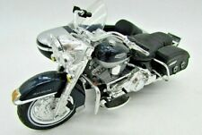 Maisto Model of a Harley Davidson Road King & Sidecar 1/18 scale Good Condition