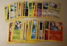 Pokemon 57 Card Miscellaneous Lot Flashfire Moderate Play