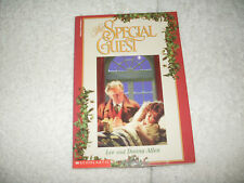 Kids cool paperback:the Special Guest-A Christmas Story-special guest heal heart