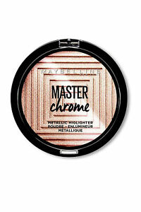 Maybelline Master Chrome Metallic Highlighter 9g Molten Bronze #150