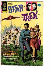 5 Comics Star Trek 32 Yosemite Sam 44 Beagle Boys 38 Steel 3 Devil Kids 59 TW58