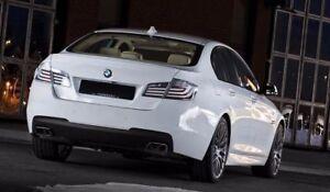 2011-2013 BMW 528 535 550 M5 F10 WHITE LINE EURO TAILLAMP LIGHT SET GENUINE BMW