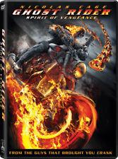 Ghost Rider Spirit of Vengeance [New DVD] UV/HD Digital Copy, Widescreen, Ac-3