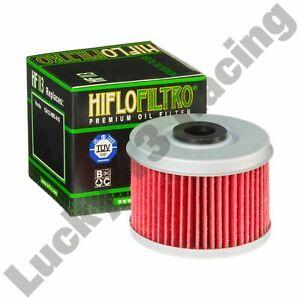 HF113 oil filter Hiflo Filtro for Honda CBF125 250 XL125 Varadero VT125 C C2