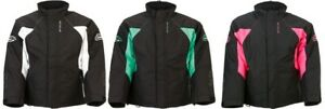 Arctiva Women's Pivot 3 Insulated Jacket Snowmobile Cold Weather Riding