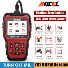 Car Code Reader Ancel AS500 Automotive MIL Live Data Diagnostic OBD2 EOBD Tester