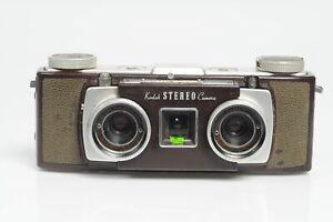Kodak Stereo 35 35mm Film Camera #788