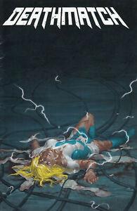 Boom! Studios: Deathmatch #1 of 12 (Morgue Variant Cover) 2012 Fine