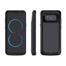 5000mAh External Batterie Powerbank Case Zusatzakku Hülle für Samsung Galaxy S8