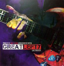 Tribute To Tony Iommi Godfather Of Metal Great Lefty Live Forever!  2CD NEW