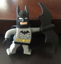 2008 Batman LEGO McDonalds Happy Meal Toy Figure McD Vid Game Dark Knight Bat HF
