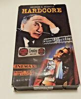 Hardcore VHS 1995 George C Scott Peter Boyle