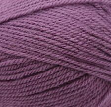 Acrylic 5 Ply Plain Craft Yarns